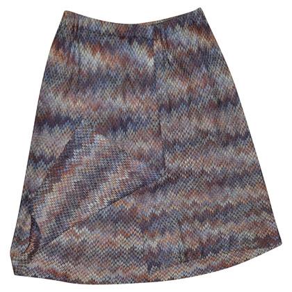 Missoni fantasy skirt
