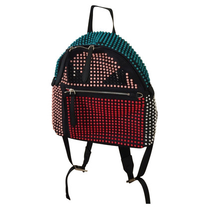 "Fendi ""Bugs Bag Zaino"" con rivetti"