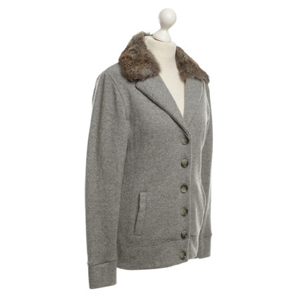 Woolrich Cardigan with fur