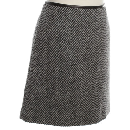 Burberry skirt wool