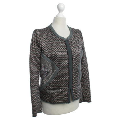 Isabel Marant Jacket with zigzag pattern