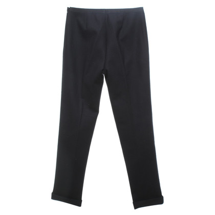 Paule Ka Wool trousers in black