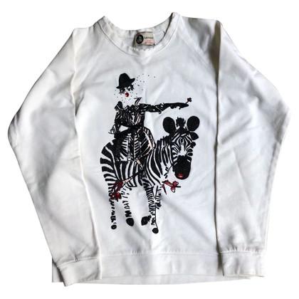 Lanvin Sweatshirt met opdruk