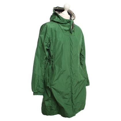 Max Mara giacca reversibile con cappuccio