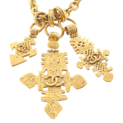 Chanel Chain in gold