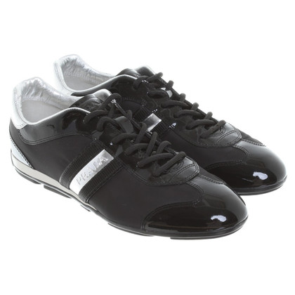 Prada Sneakers im Materialmix