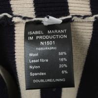 Isabel Marant Etoile Strickkleid mit Streifenmuster