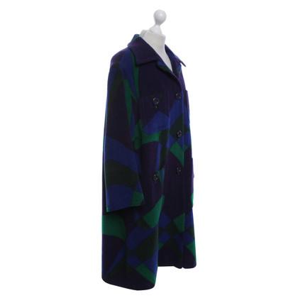 Valentino Manteau avec des motifs