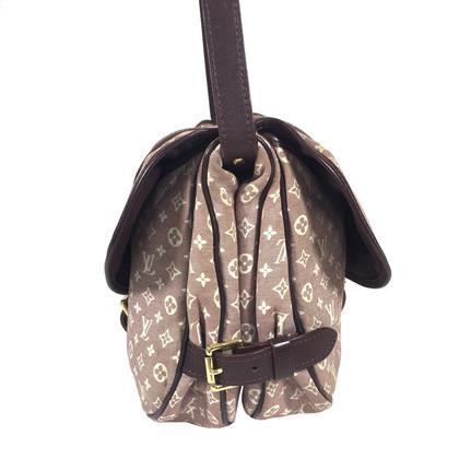 "Louis Vuitton ""Saumur MM Monogram Idylle Sepia"""