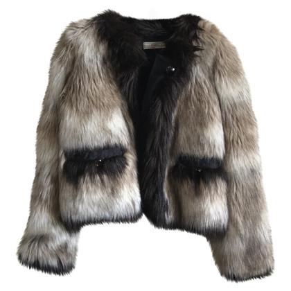 Lanvin for H&M Faux fur jacket