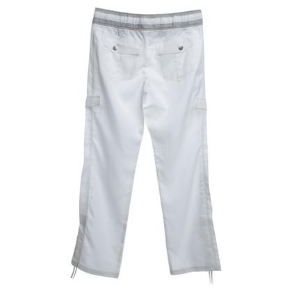 Bogner Hose in Weiß