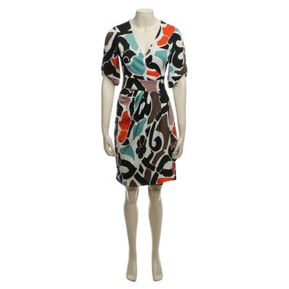 Diane von Furstenberg Colorful dress