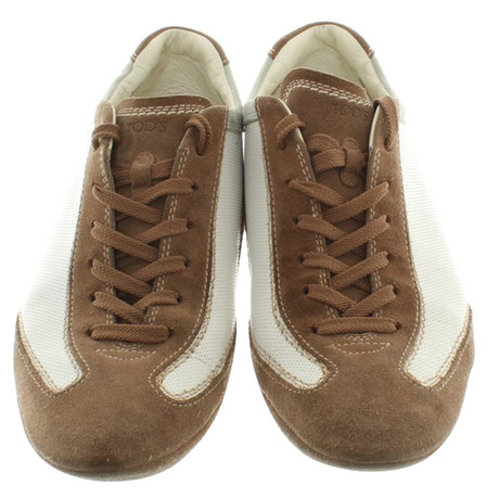 Tod's Sneakers aus Material-Mix Bunt / Muster Online Billigsten gdrHz1AE