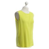 Laurèl Top in neon yellow