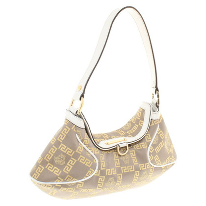 Versace Handbag with Monogram pattern
