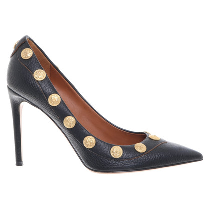 Valentino pumps with decorative trimmings