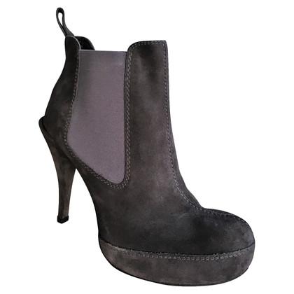 Pedro Garcia Plateau ankle boots