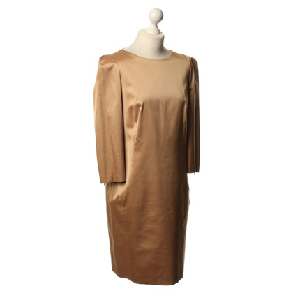 St. Emile Gold-colored cocktail dress