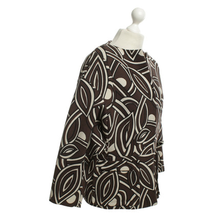Marni Jacket with patterns