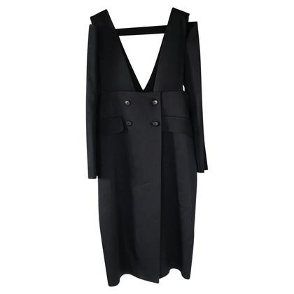 Jil Sander Dress in dark blue