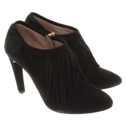 Chloé Ankle boots with fringes