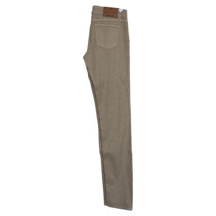 Gucci pantaloni di lino
