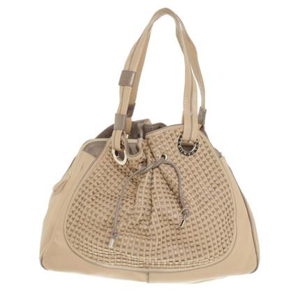 Bulgari Handbag in beige