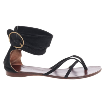 Chie Mihara Suede sandals