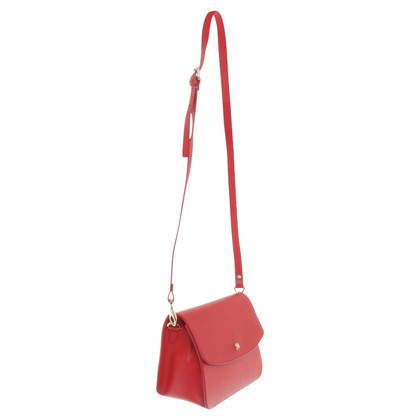 Navyboot Bag in Red