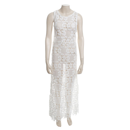 Melissa Odabash Lace dress in white