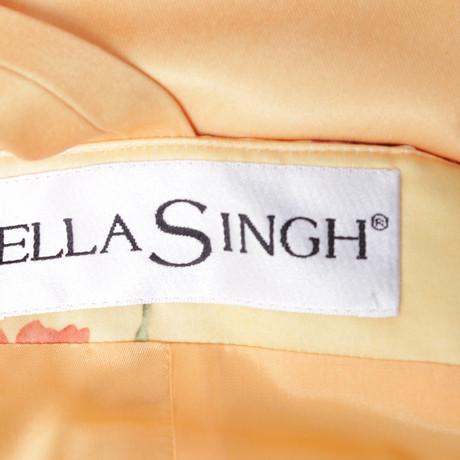 Ella Singh Kleid mit Blumenmuster Bunt / Muster Verkaufsshop Mit Kreditkarte Günstigem Preis Günstig Kaufen Shop Billige Sneakernews a1PMX