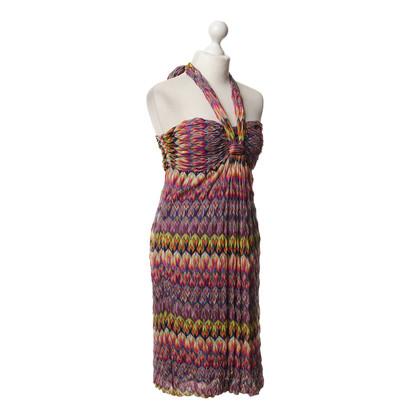 Missoni Variopinto abito in maglia