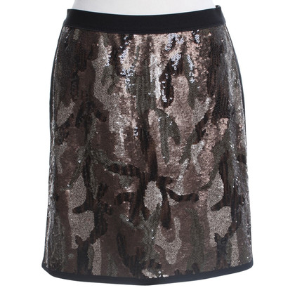 Marc Cain skirt with sequins