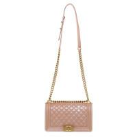 """Chanel """"Boy Bag"""" in Rosé"""