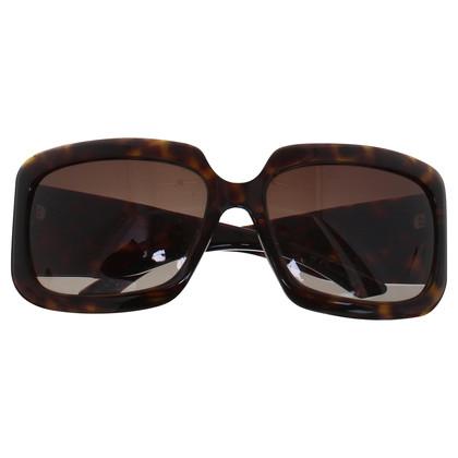 Christian Dior Occhiali da sole con occhiali quadrati
