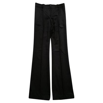 Burberry Black fabric pants