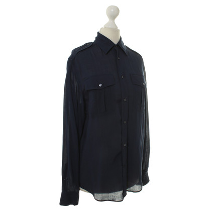 Ralph Lauren Blouse in donkerblauw