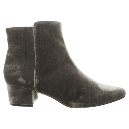 Joie Ankle boots made of velvet