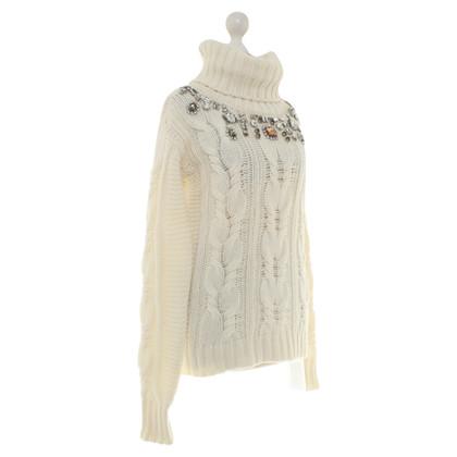 Max & Co maglione maglia in crema