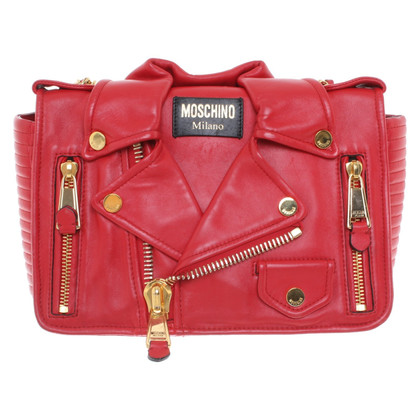 Moschino Shoulder bag in red