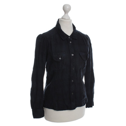 Isabel Marant Blusa in blu scuro