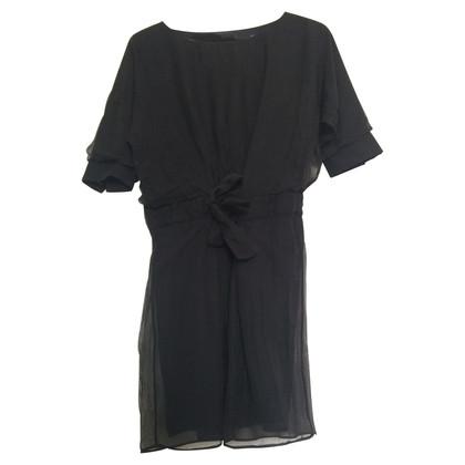 Fendi Kleid in Schwarz