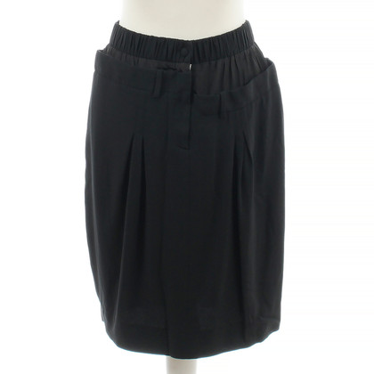 Acne Black skirt