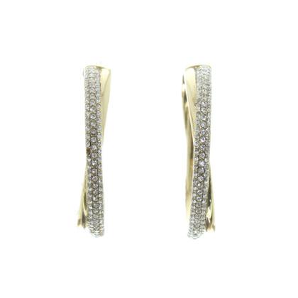 Michael Kors Earrings gem embellished