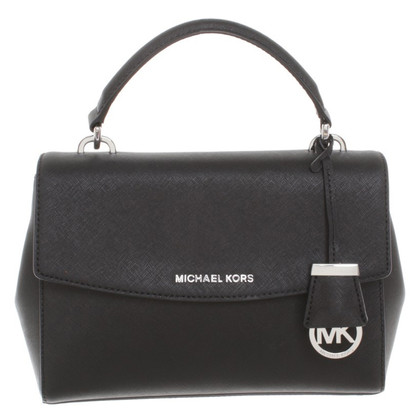 "Michael Kors ""Ava SM TH Satchel Black"""