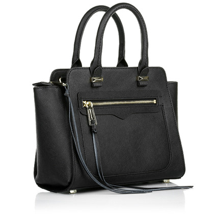 "Rebecca Minkoff Handbag ""Mini Avery Tote Black"""