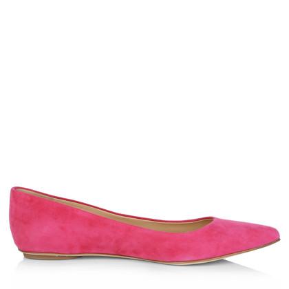 Sergio Rossi Ballerinas in Pink