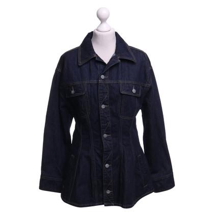 Vivienne Westwood Denim jacket in dark blue