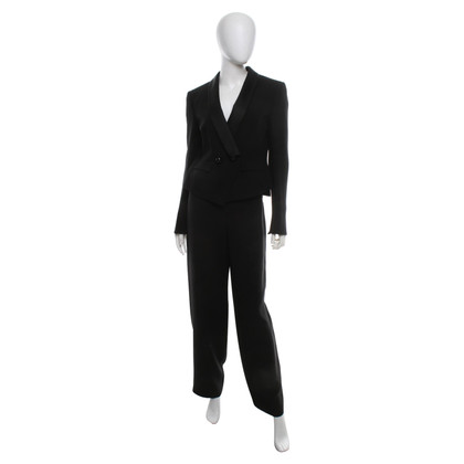 Armani Tuxedo suit with satin trim