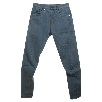 All Saints Jeans in grijs-blauw